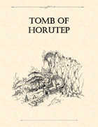 Adventure Framework 01: Tomb of Horutep