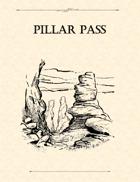 Adventure Framework 3: Pillar Pass