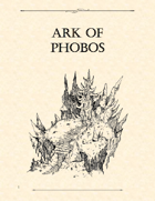 Adventure Framework 05: Ark of Phobos