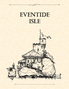 Adventure Framework 21: Eventide Isle