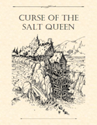 Adventure Framework 38: Curse of the Salt Queen
