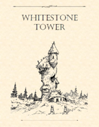 Adventure Framework 42: Whitestone Tower