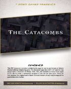 The Catacombs – Gothic Dungeon Maps