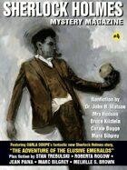 Sherlock Holmes Mystery Magazine #4