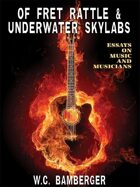 Of Fret Rattle & Underwater Skylabs: Essays on Music and Musicians