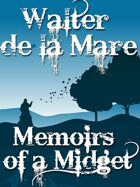 Memoirs of a Midget