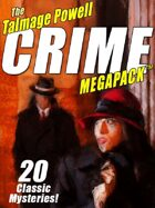 The Talmage Powell Crime Megapack
