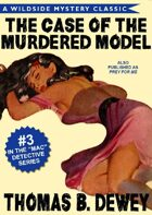 The Case of the Murdered Model: Mac Detective Series #3