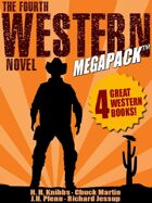 The Fourth Western Novel Megapack