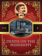 Death on the Mississippi: The Mark Twain Mysteries #1