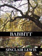 Babbitt (Reader's Edition)