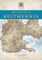 Mini-Setting #01 - The Independent Territories of BELTHENNIA