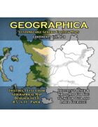 GEOGRAPHICA: Continents Volume 1-D
