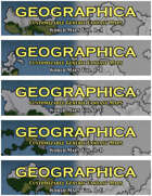 GEOGRAPHICA World Maps [BUNDLE]