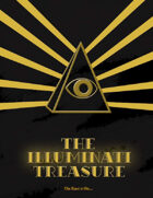 The Illuminati Treasure -- for Ubiquity RPG