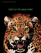 Secret of the Jaguar Temple -- for Ubiquity