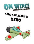 On Wings expansion 5 A6M Zero