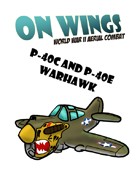 On Wings expansion 6 P-40c and P-40E