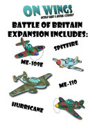 On Wings expansion Battle of Britain!