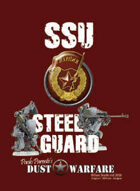 Dust Warfare Cards: SSU - Steel Guard 1947