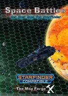 Space Battles: Hex Star Maps for Starfinder