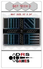 "33""x24"" NET TECH MAT 2"