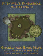 Fitzhywel's Fantastical Paraphernalia: Grasslands Basic Maps