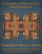 Fitzhywel's Fantastical Paraphernalia: Township Basic Maps