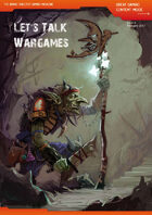 Let's Talk Wargames Issue 1 and 2 Bundle