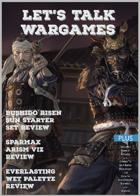 Let's Talk Wargames Issue 1- November 2019