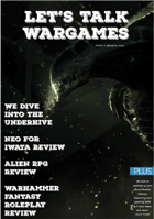 Let's Talk Wargames Issue 2- January 2020