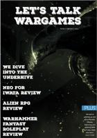 Let's Talk Wargames Issue 1&2 [BUNDLE]