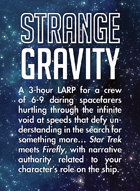 Strange Gravity PnP (Print & Play) [BUNDLE]