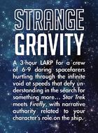 Strange Gravity PnP (Print & Play) [BUNDLE]