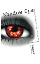 Vol.5 Retribution (Shadow Ops: The Secret Exploits of Priscilla Roletti