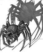 Weekly Beasties: Kind Spider
