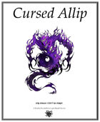 Weekly Beasties: Cursed Allip