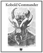 Weekly Beasties: Kobold Commander