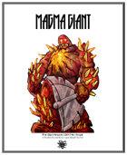Weekly Beasties: Magma Giant