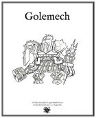 Weekly Beasties: Golemech