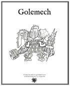 Weekly Beasties: Golemech