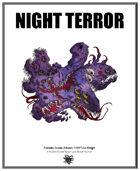 Weekly Beasties: Night Terror