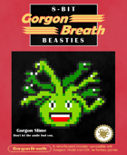 8-Bit Beasties: Gorgon Slime