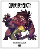 Weekly Beasties: Divine Behemoth