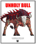 Unholy Bull - Weekly Beasties