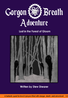 Cover of Lost in the Forest of Gloom