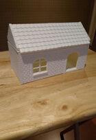 Modular building for wargames BRIKS001