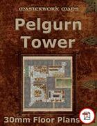 Pelgurn Tower 30mm Battle Plans