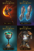 Decks of Magical Mystery Complete Set [BUNDLE]