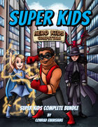 Super Kids - Complete Bundle [BUNDLE]